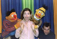Sesamstrasse-Ernie&Bert&AnkeEngelke-(2003)