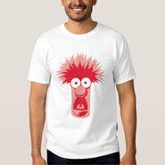 Zazzle beaker head shirt