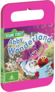 Abbyinwonderlandaustraliandvd