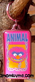 Kalan keychain animal 2002