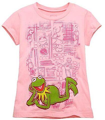 File:Kermit Tee for Girls.JPG