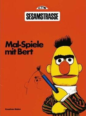 Mal-Spiele mit Bert