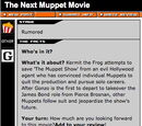 The Next Muppet Movie