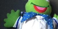 Muppet Babies rattles (Eden Toys)