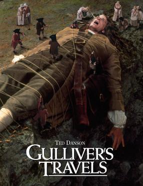 Gulliverstravelsposter