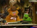 Fozzie's Muppet Scrapbook