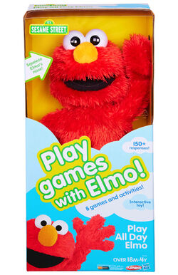 PlayAllDayElmo