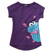 Puma 2016 cookie purple shirt