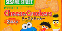 Sesame Street Cheese Crackers