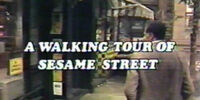 A Walking Tour of Sesame Street