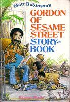 Gordon of Sesame Street Storybook