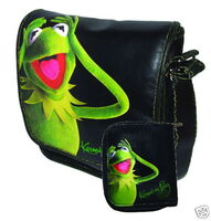 Bb designs shoulder bag kermit