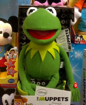 Singing-&-Talking-Kermit