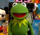 Singing & Talking Kermit