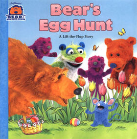 Book.bearsegghunt
