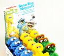 Bean Bag Muppets