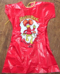 Ben cooper 1985 red fraggle halloween costume