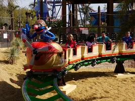 Busch gardens tampa bay 2010 sesame safari 54