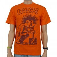Muppet-T-Shirt-CrazyHarry-Boom!-Orange-2010