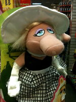 Miss piggy 2010 dream intl