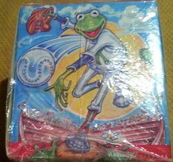Kleenex 1988 muppet tissue box 6
