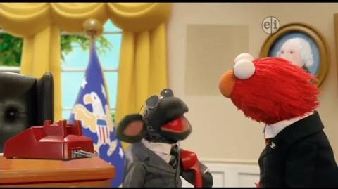 President Elmo Pentagon