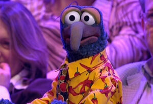Gonzo's cousin Kevin