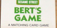 Bert's Game