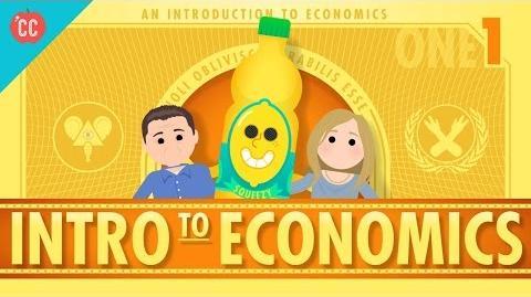Crash Course - Economics, Muppets