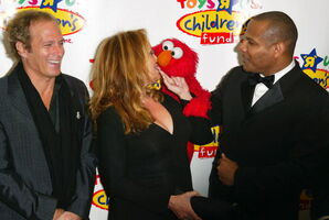 Catherine Bach Toys R' Us Children Fund