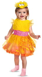 Disguise 2011 frilly big bird toddler