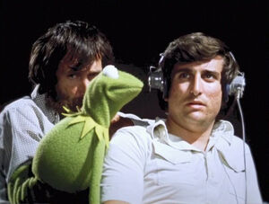 Jim Henson and Martin Baker
