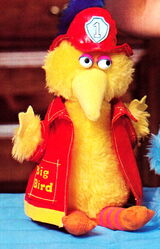 Knickerbockerdressedbird
