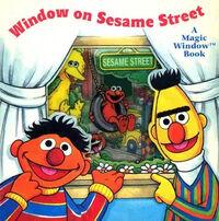 Window on Sesame Street
