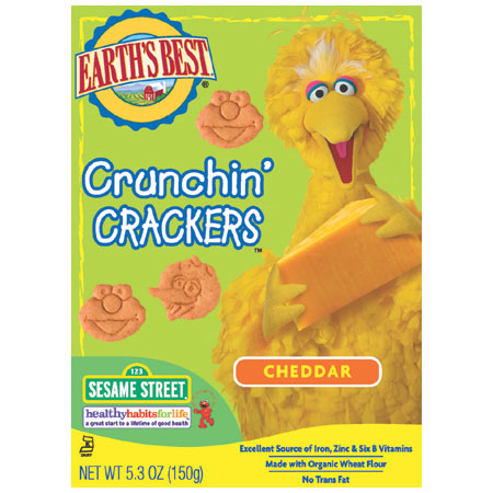 File:Cheddar Organic Crunchin' Crackers.jpg
