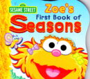 Zoe's First Book of Seasons