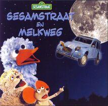 Sesamstraat en Melkweg (CD)