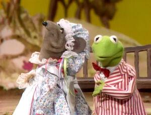 Miss Mousey rejects Kermit