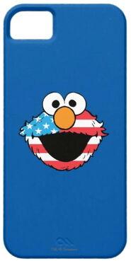 Zazzle patriotic elmo