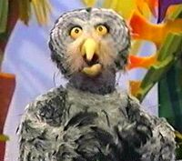 Voice Of Singing Owl - The Muppet Show   Behind The Voice Actors
