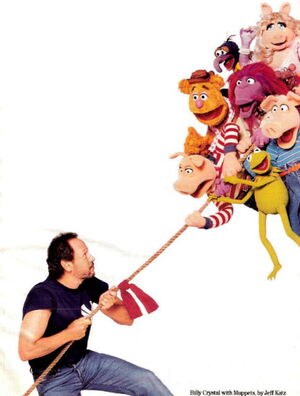 Muppets Tonight Billy Crystal