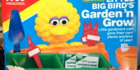 Little Big Bird's Garden 'n Grow