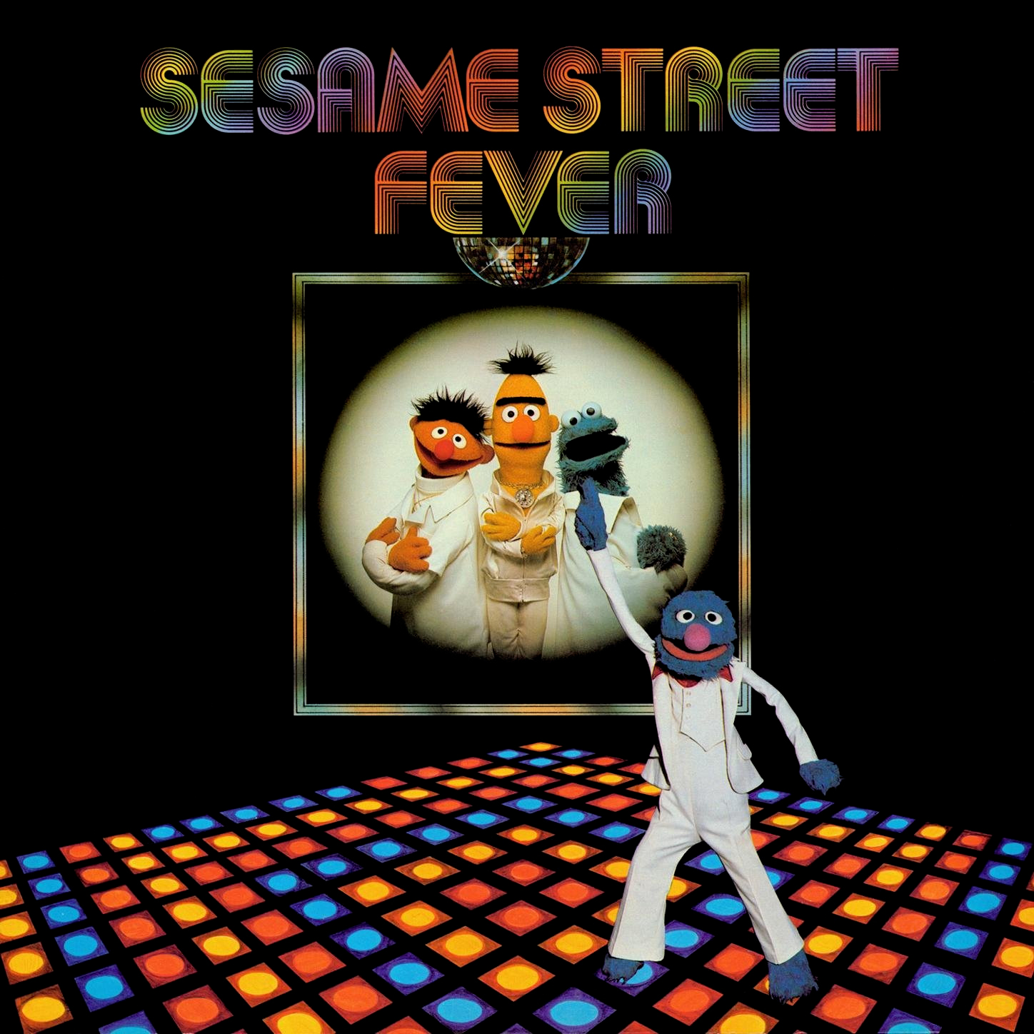 Sesame Street Fever (album) | Muppet Wiki | Fandom powered ...