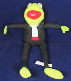 Toy factory 2007 kermit tuxedo