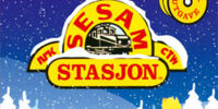 Jul på Sesam Stasjon