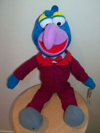 Australia 2012 disney plush large gonzo 50cm