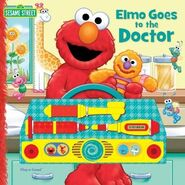 Elmo Goes to the Doctor (Play-a-Sound)