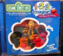 1-2-3 Imagine! with Elmo & Friends (soundtrack)