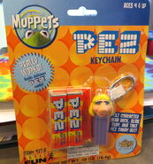 Basic fun pez keychain 3