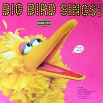 Big Bird Sings! (album)